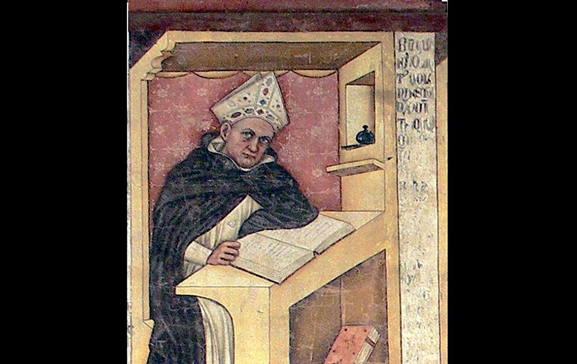 San Alberto Magno (Wiki commons)