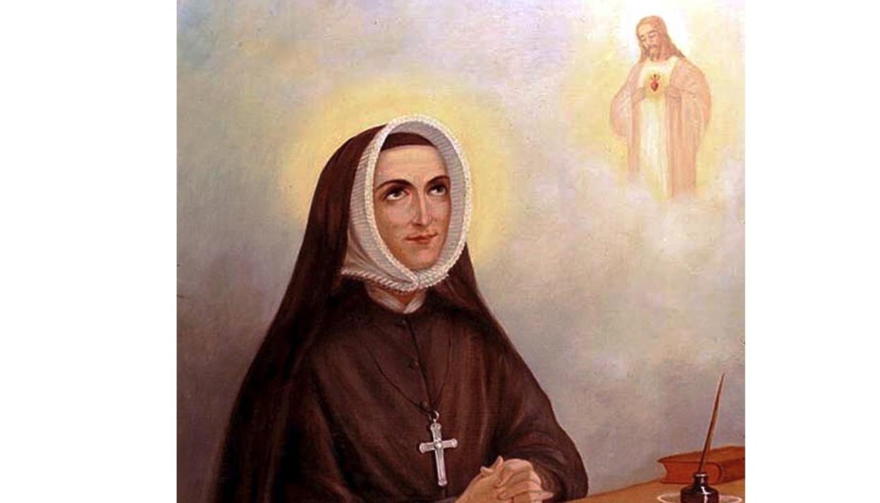 Santa Rosa Filipina Duchesne. Wiki Commons