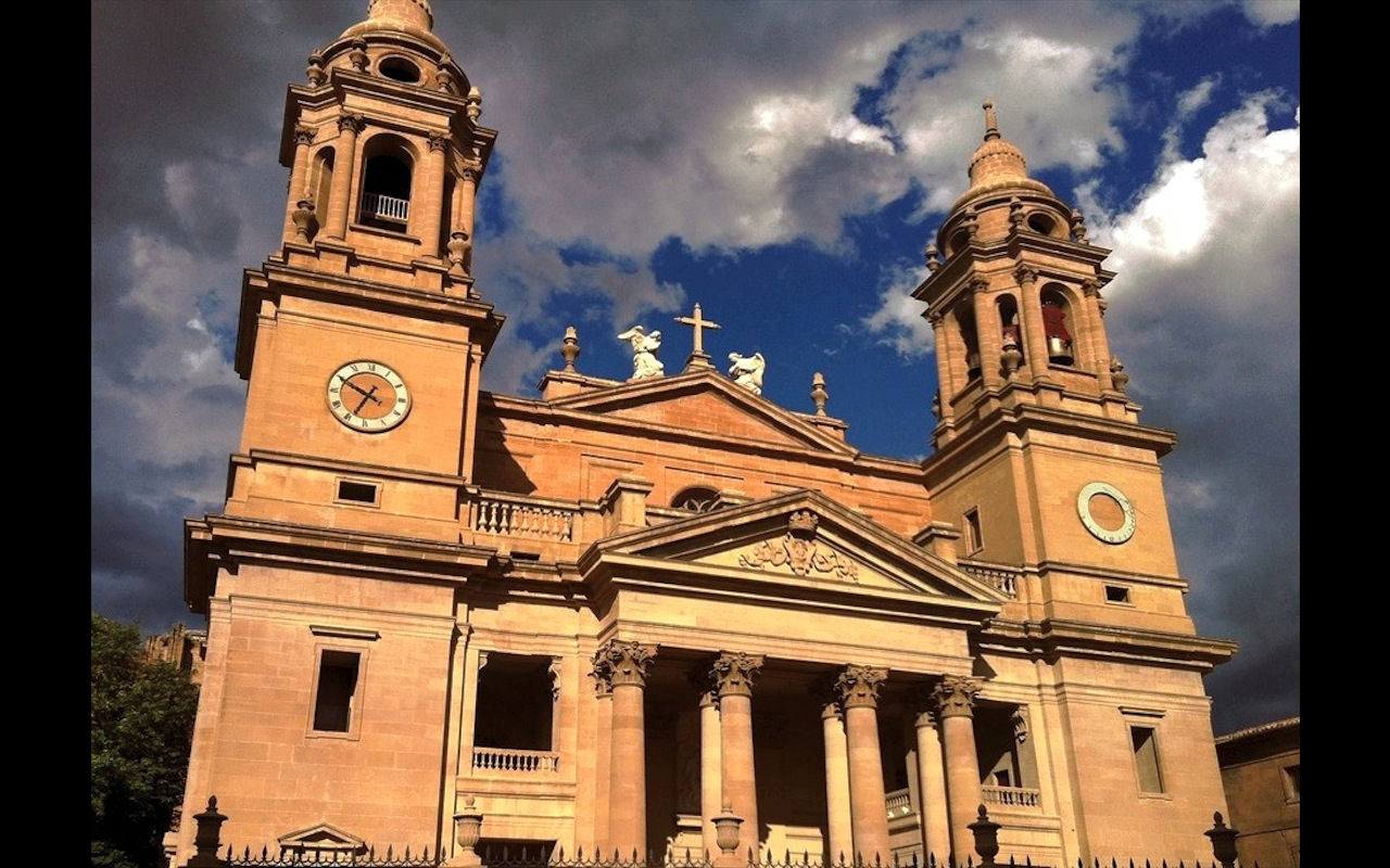 Cathedral of Pamplona