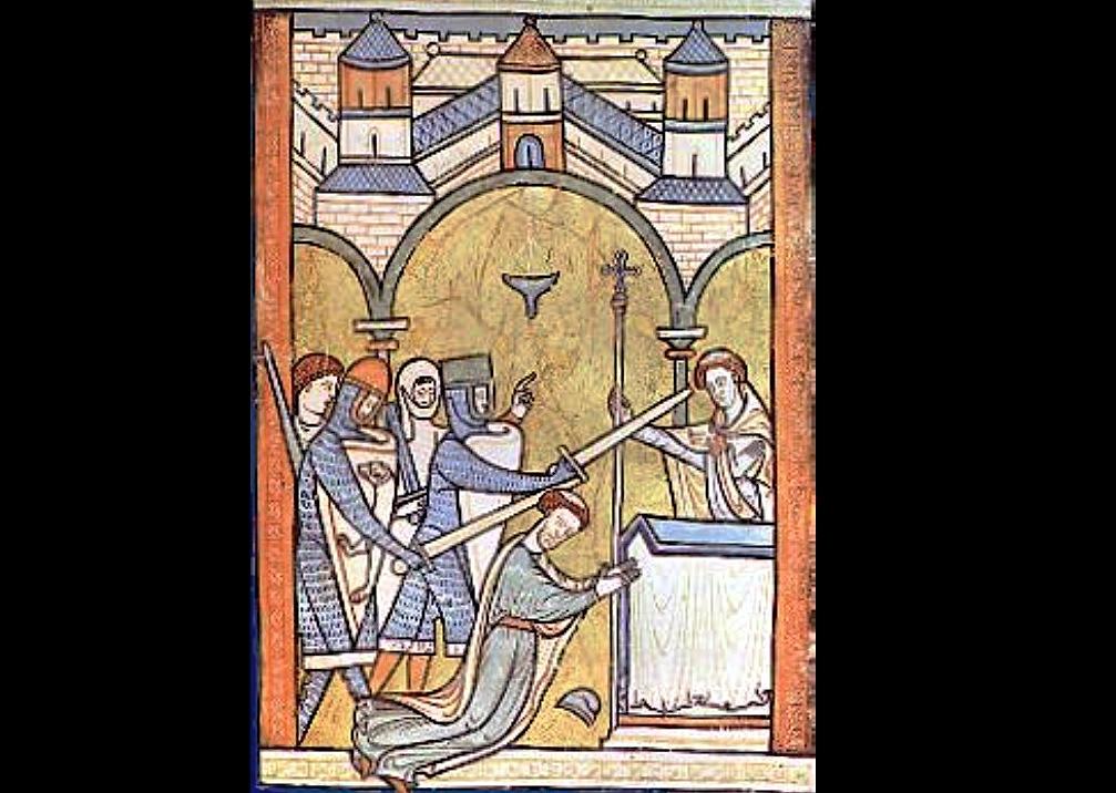 Santo Tomás Becket