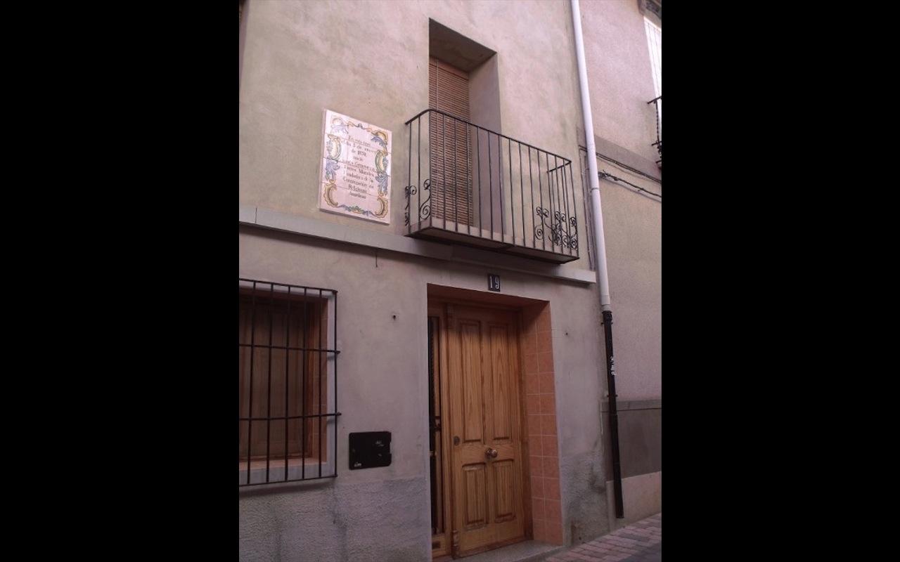 Casa de Santa Genoveva Torres Morales