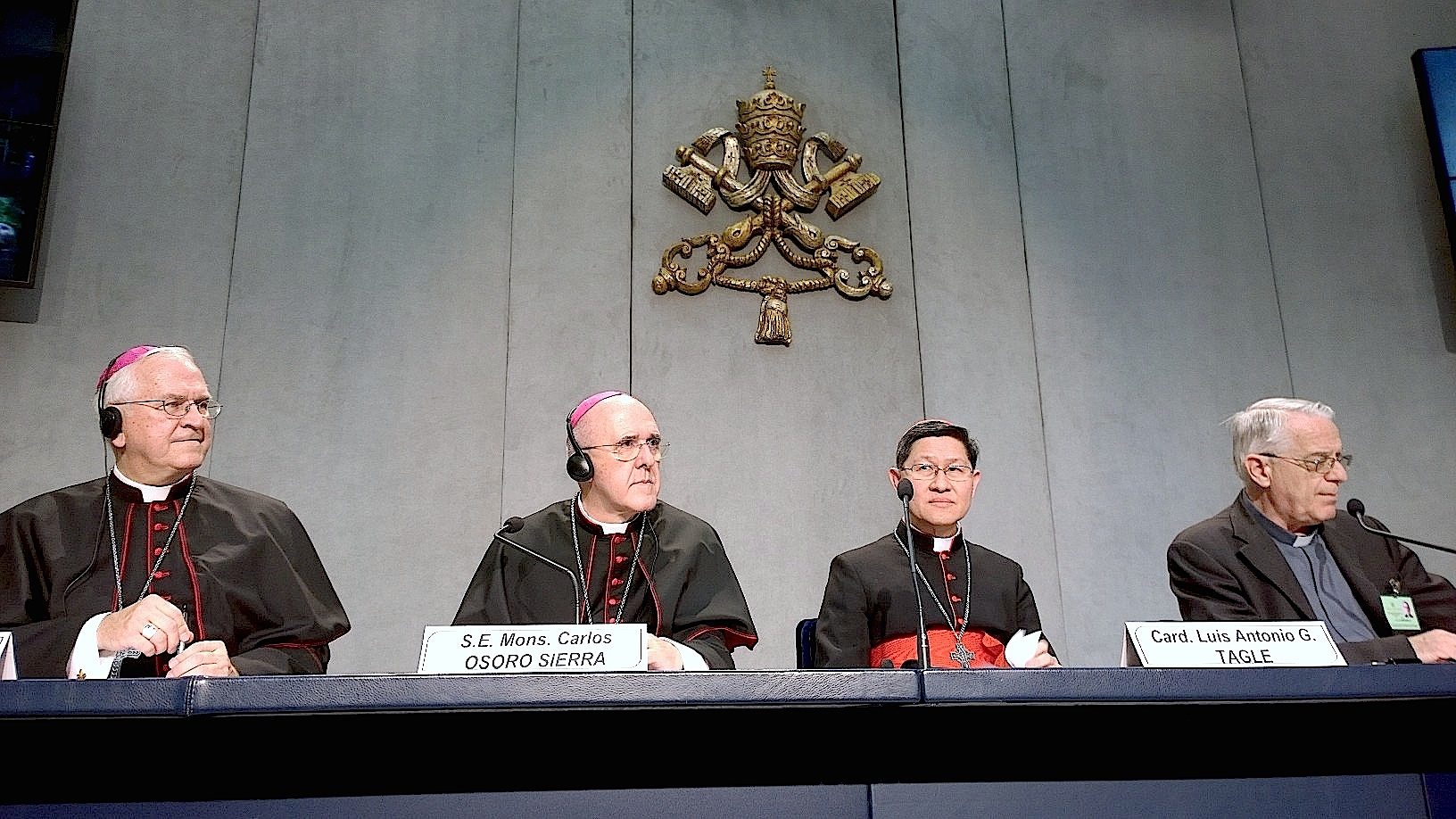 Briefing about the Synod of Family - Card. Peter Erdo