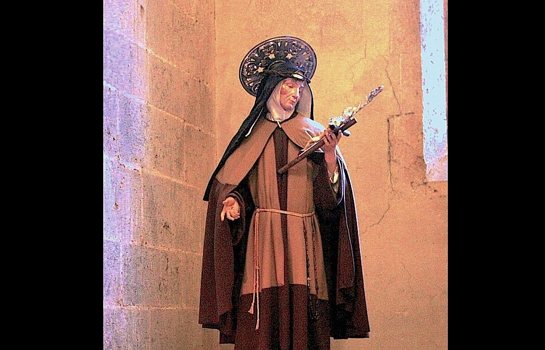 Santa Maria Francesca of the Five Stigmata