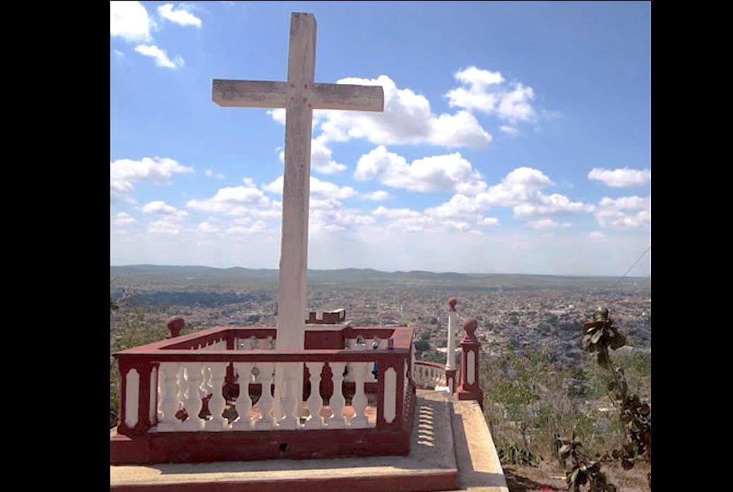 La Loma de la Cruz at Holguín