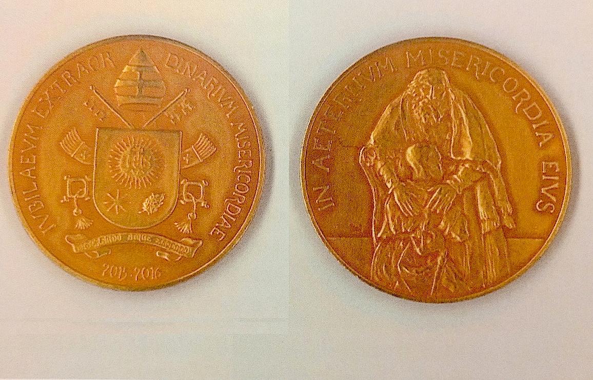 Medal of Jubilee of mercy