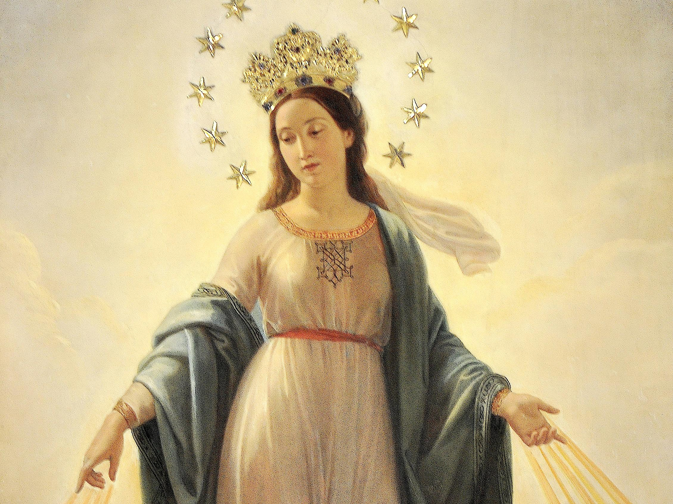 Our Lady of Miracles - Madonna del Miracolo