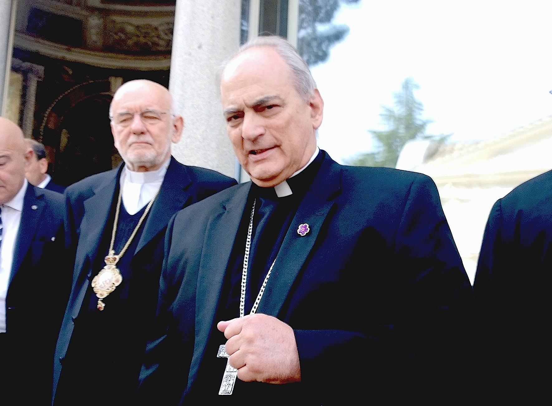 Mons. Sánchez Sorondo