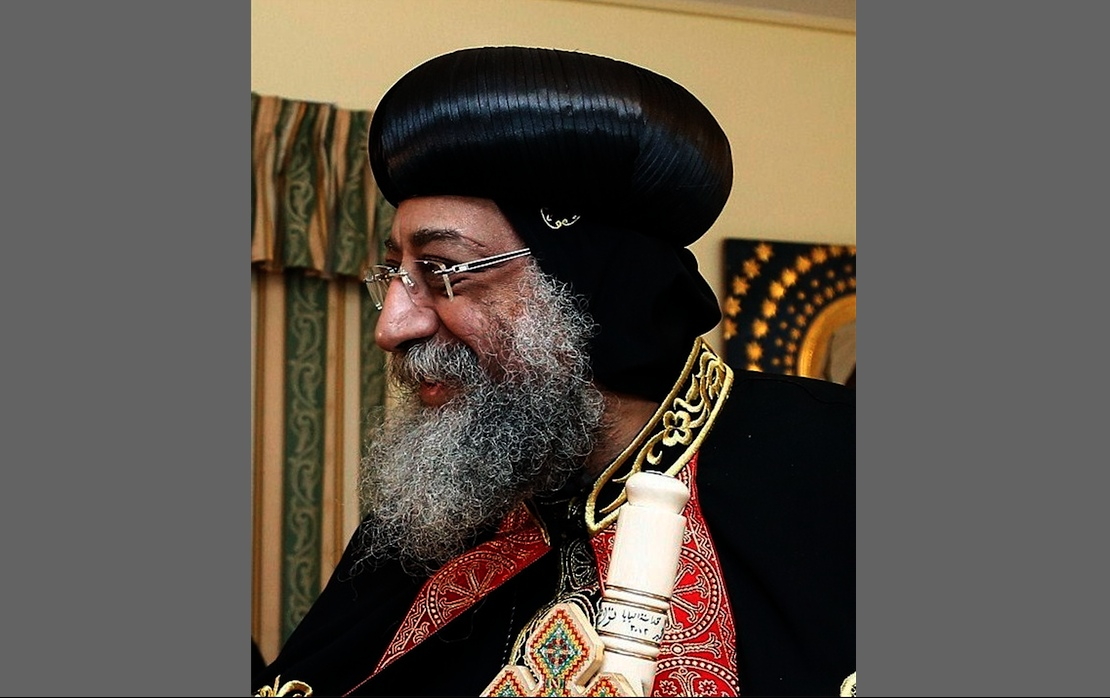 Coptic Orthodox leader Tawadros II