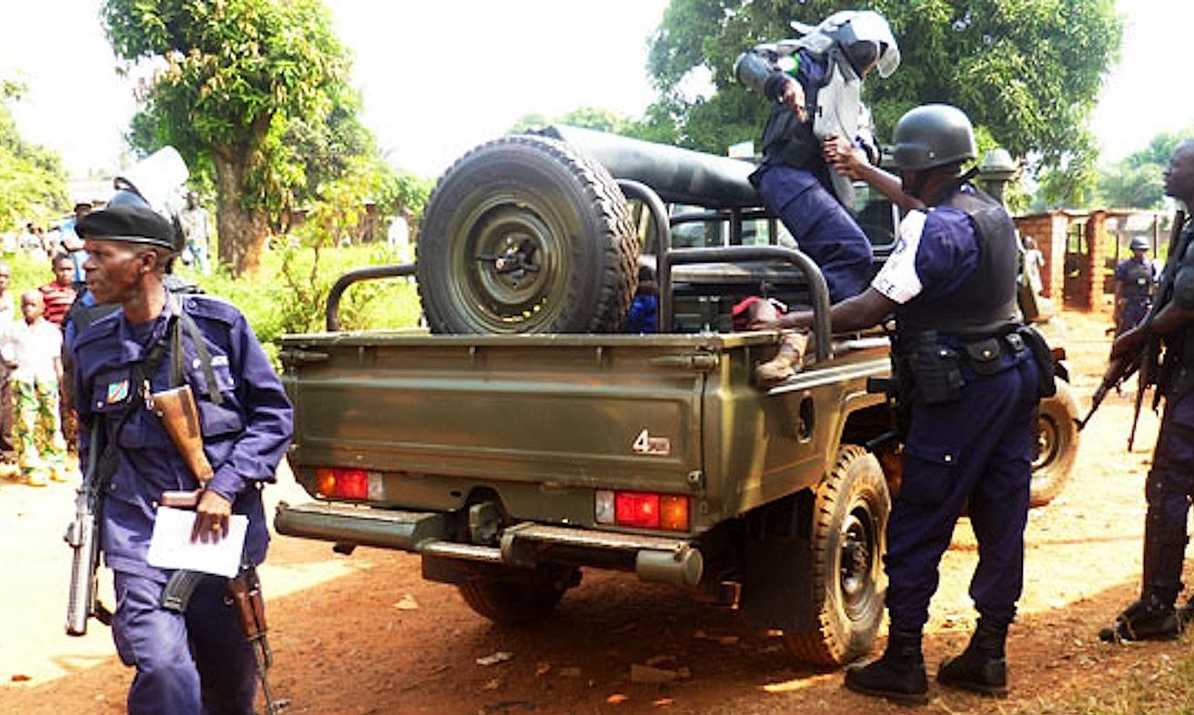 Violence at Bangui before the visit of Francis