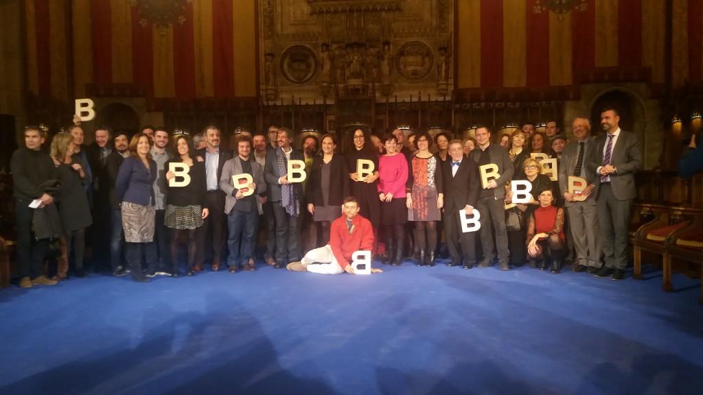 Premios Ciudad de Barcelona 2015