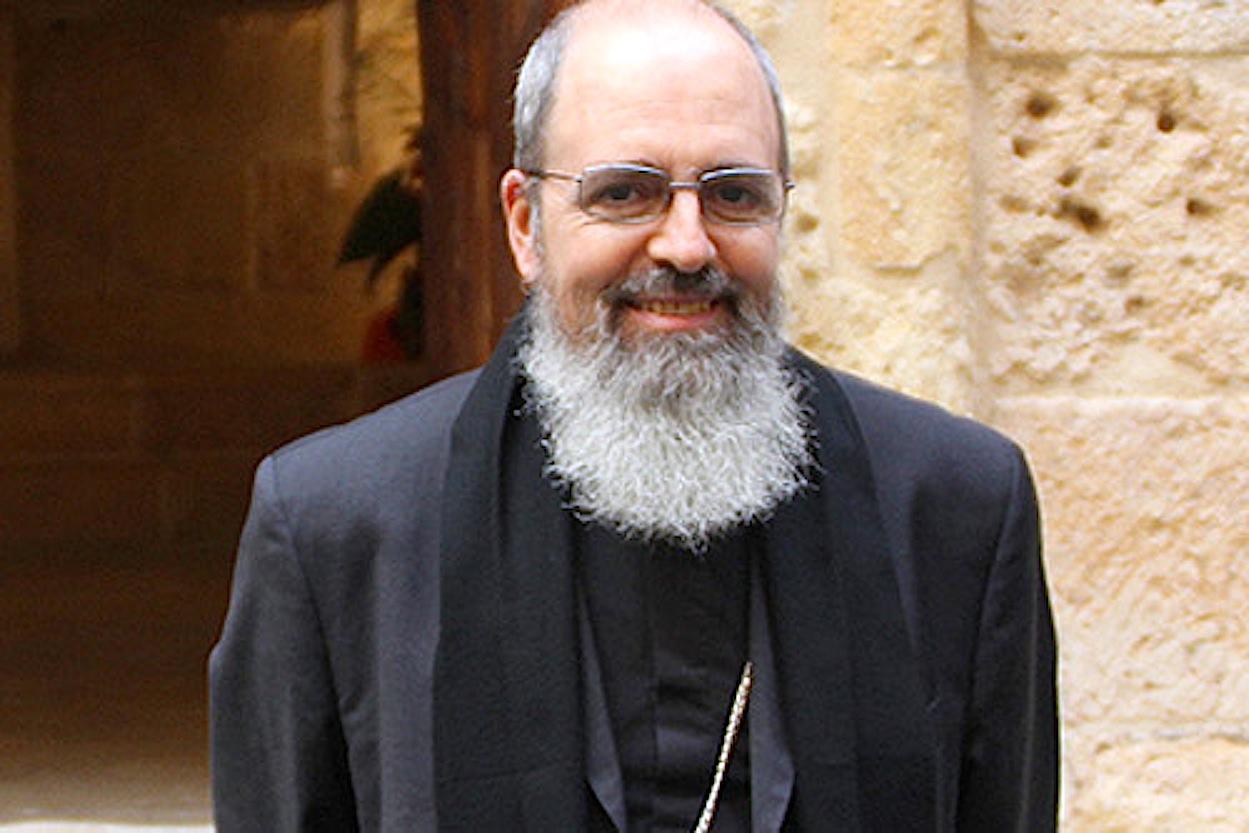 Nuevo enarca de los católicos de rito bizantino en Grecia