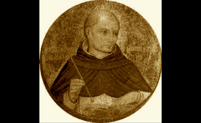 Beato Jordán de Sajonia (Fto. Wikicommons)