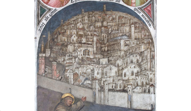 Capilla del beato Lucas Belludi en Padua