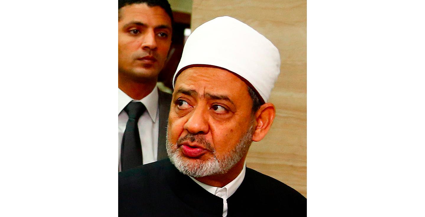 El Gran Imán de Al Azhar