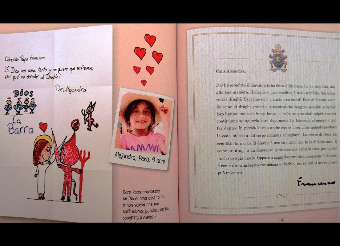 Libro del Papa a los niños