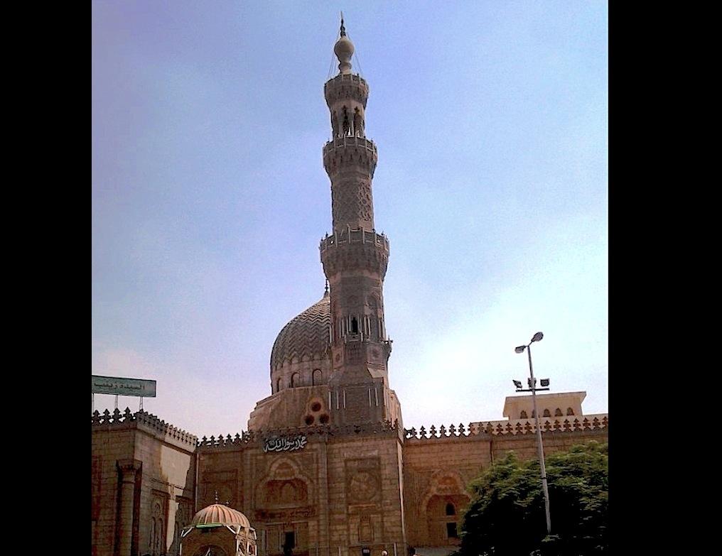 Mezquita chiíta de Sayeda Zeinab