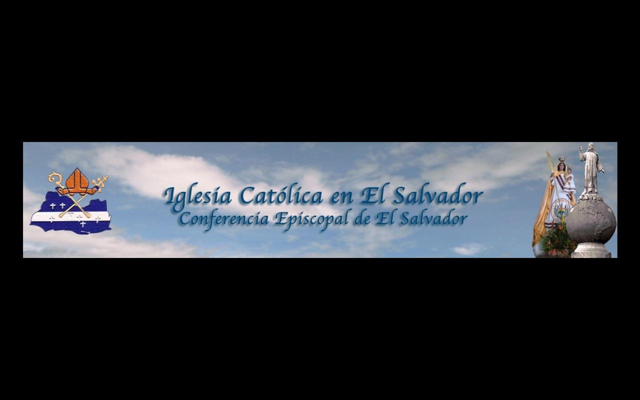 Web dei vescovi di El Salvador