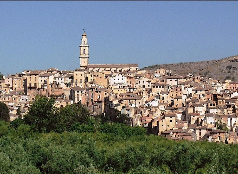 La ciudad de Bocairente, pueblo natal de la beata Piedad de la Cruz Ortiz y Real