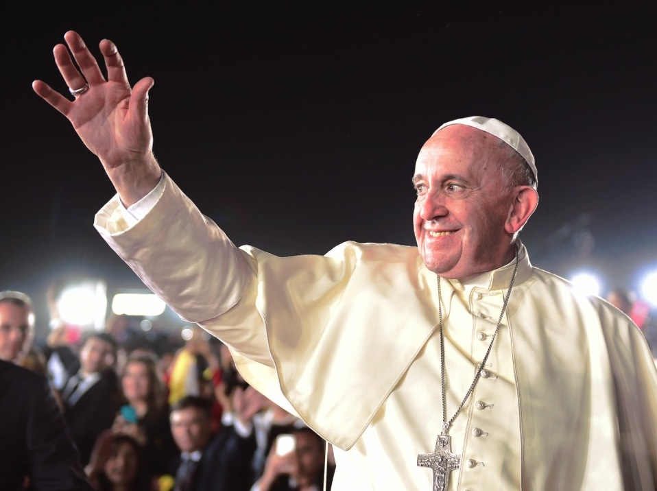 El Papa se despide en Ciudad de México
