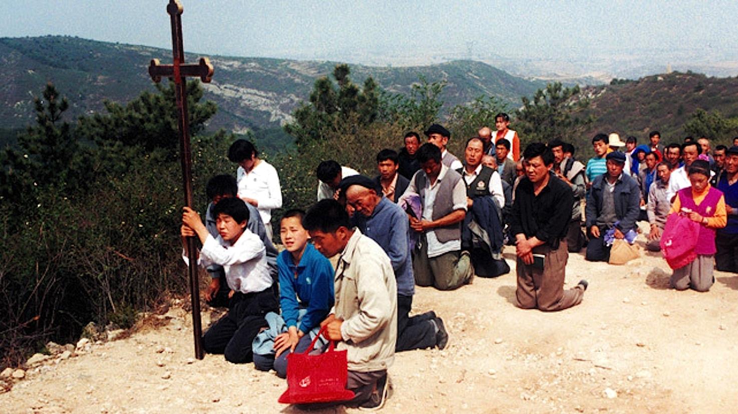 Cristianos perseguidos en China