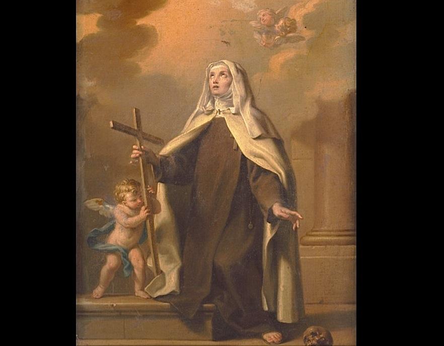 Santa Margarita de Cortona