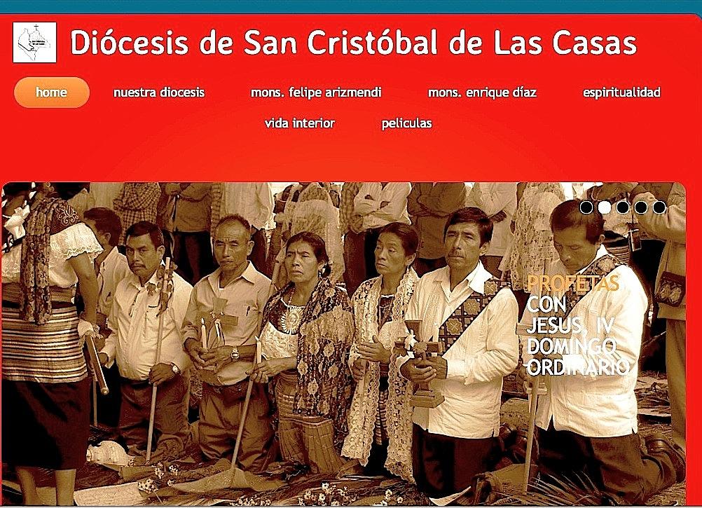 La Web de San Cristobal de las Casas