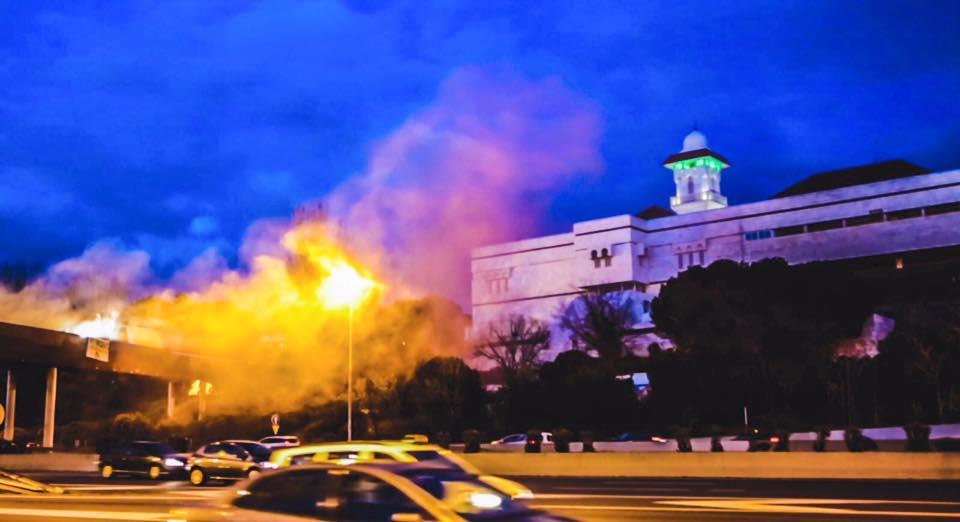 Ataque contra la Mezquita de la M-30