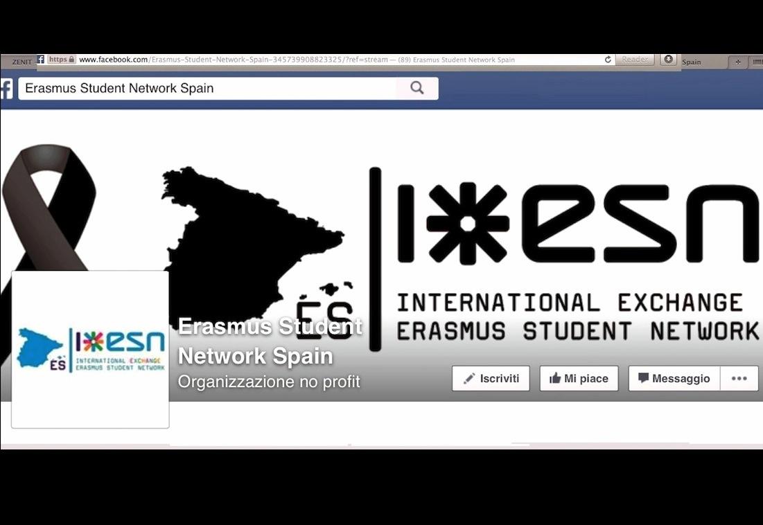 Eramus, pagina de luto en Facebook