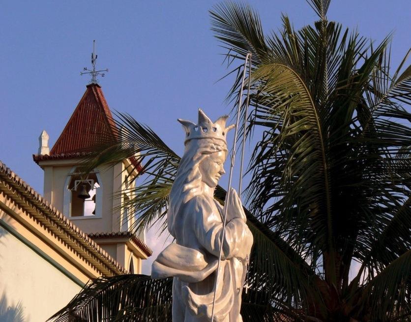 Iglesia de la localidad de Balide, cerca de Dili.