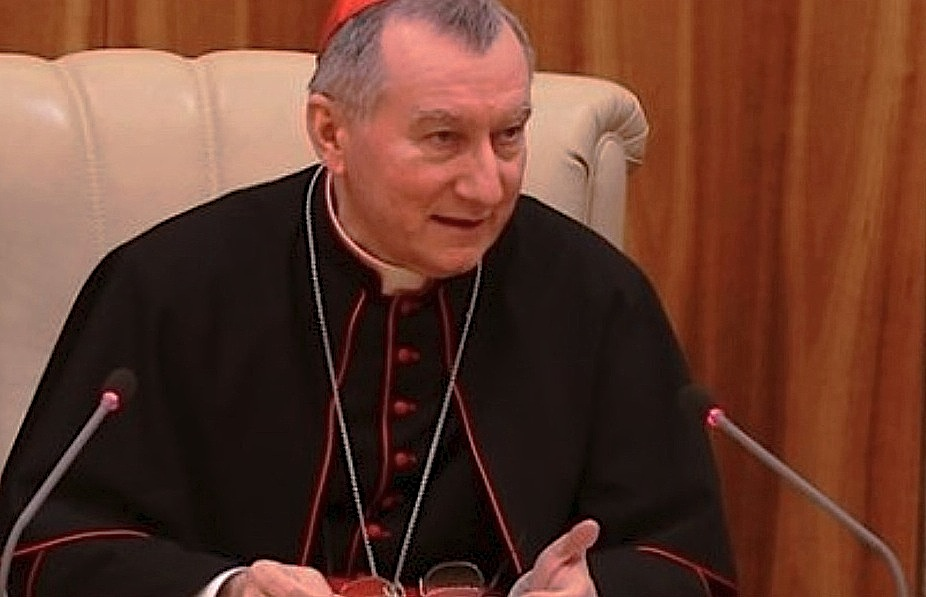 El Cardenal Pietro Parolin. Wikimedia Commons