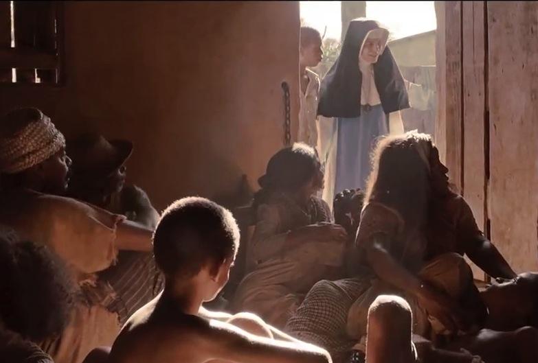 Frame de la película 'Irmã Dulce'
