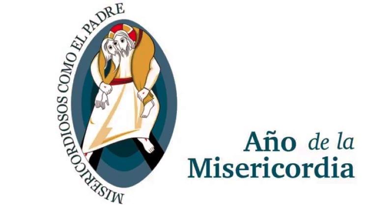 Logo del Año de la Misericordia. Archivo Zenit
