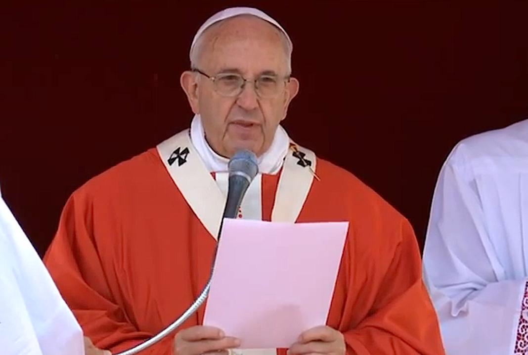 Ángelus, 20 de marzo de 2016. Papa Francisco