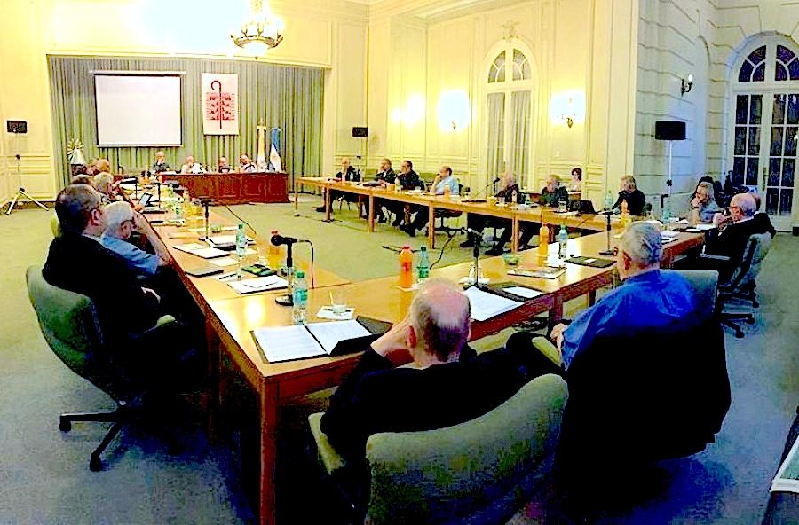 Plenaria de la Conferencia Episcopal Argentina