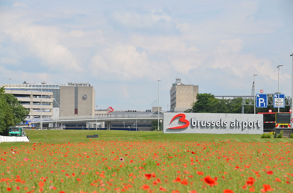 Wikimedia Commons - Brussels Airport, CC BY-SA 2.0