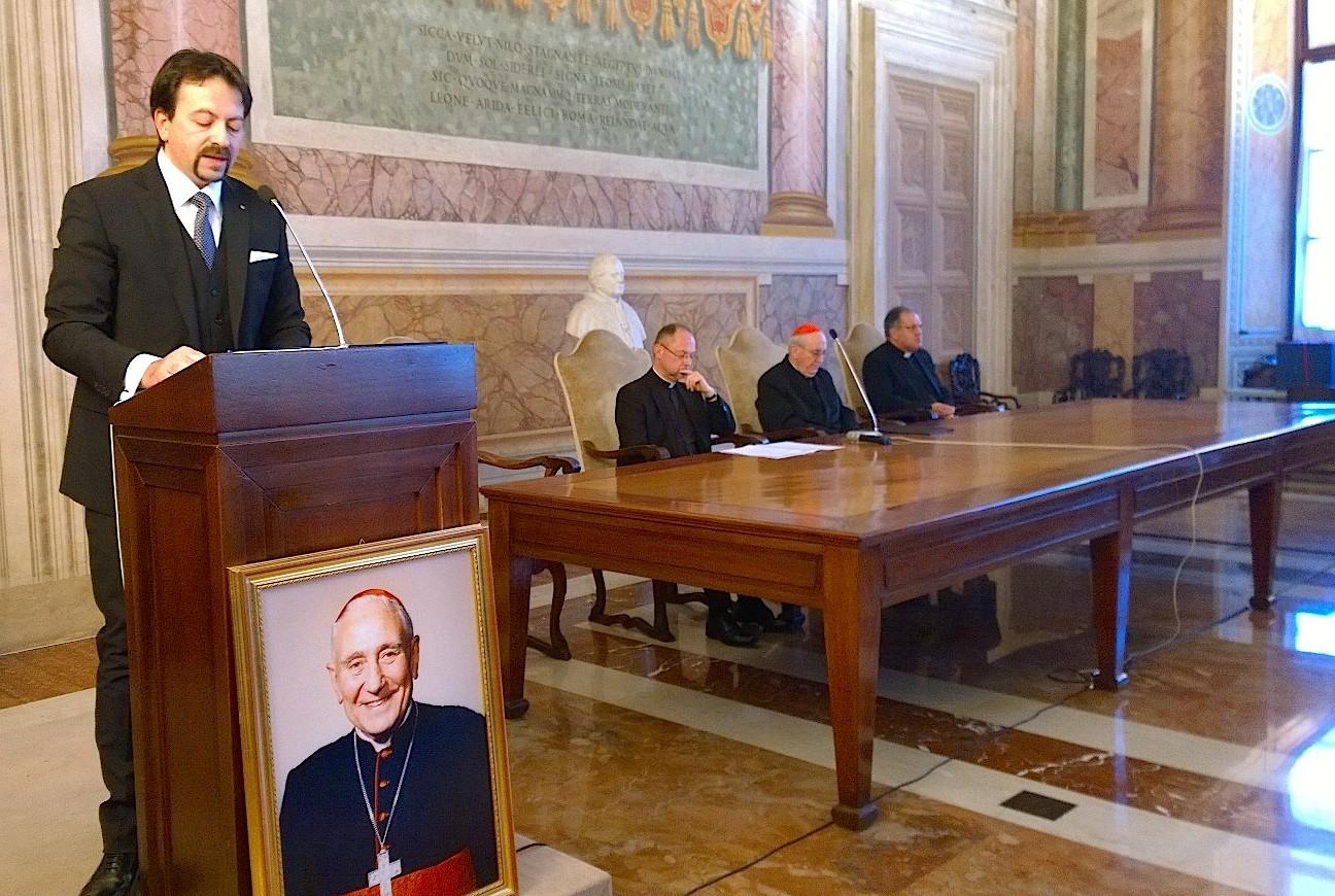 Concluyó la fase diocesana del cardenal Pironio en Roma