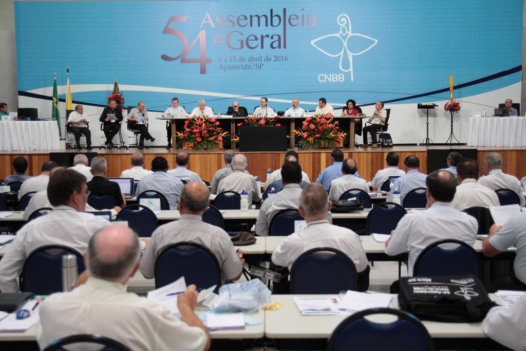 Reunión de la CNBB