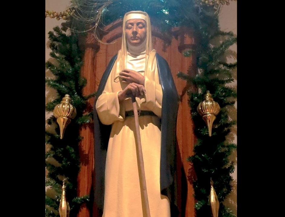 Beata Margherita da Città di Castello- (Wikimedia Nheyob)