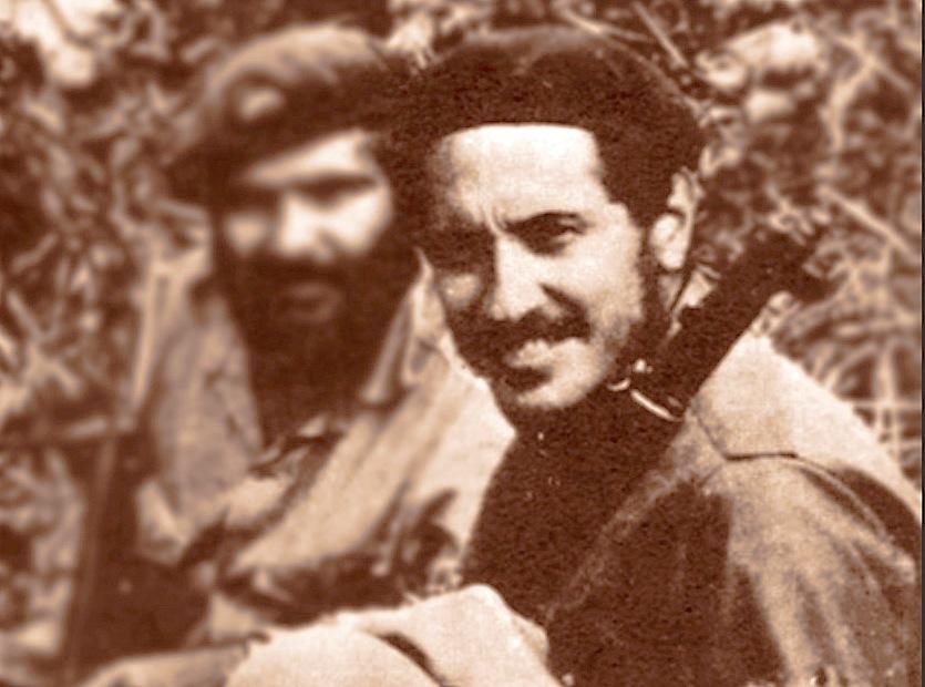 Camilo Torres en el monte