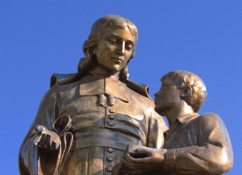 Estatua de La Salle
