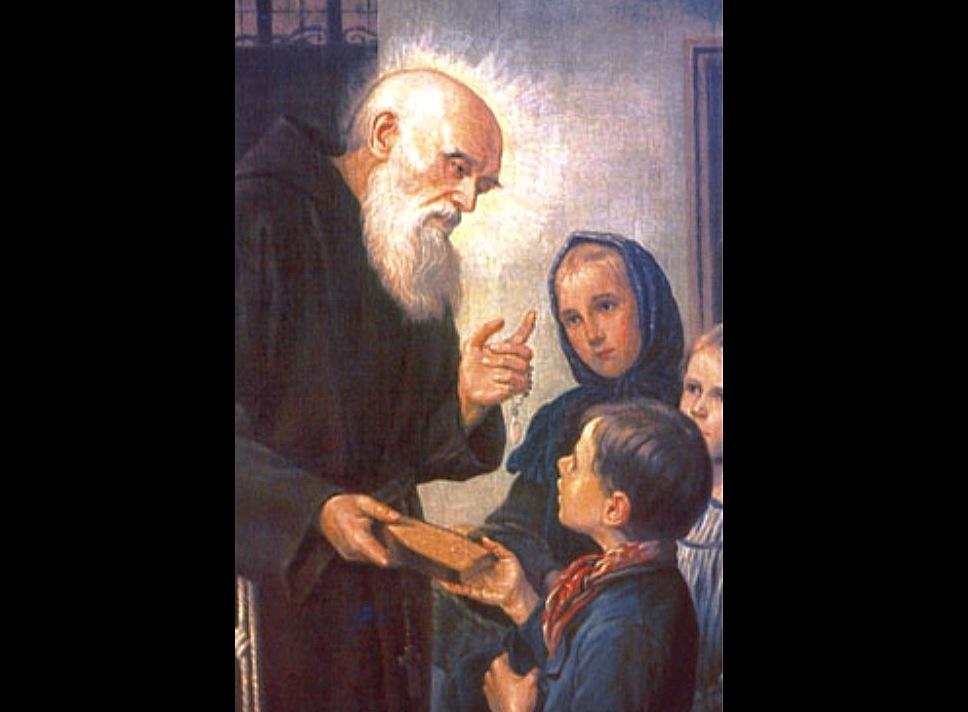 San Conrado (Juan Evangelista) Birndorfer de Parzham