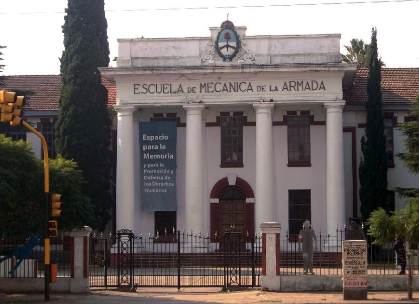 Escuela de Mecánica de la Armada, Esma