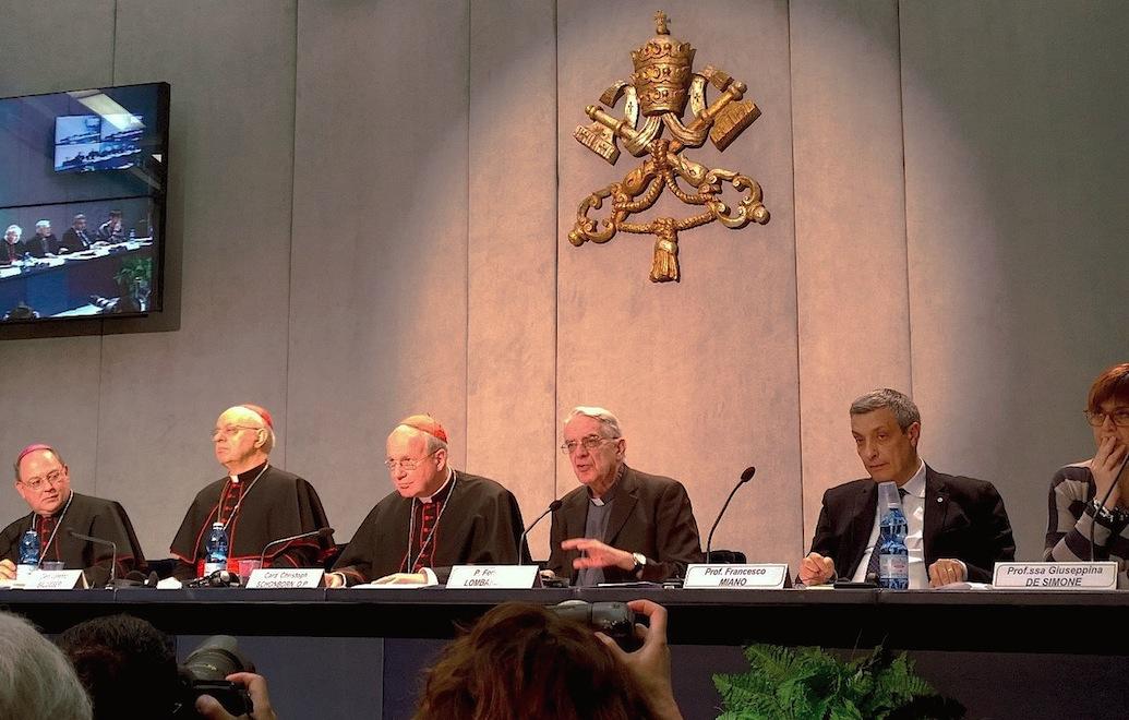 Presentación exhortación post sinodal