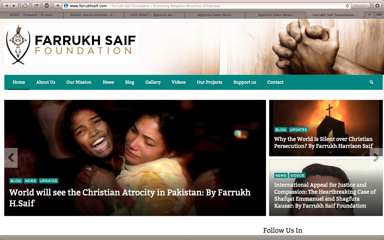 La Web de Farrukh Saif