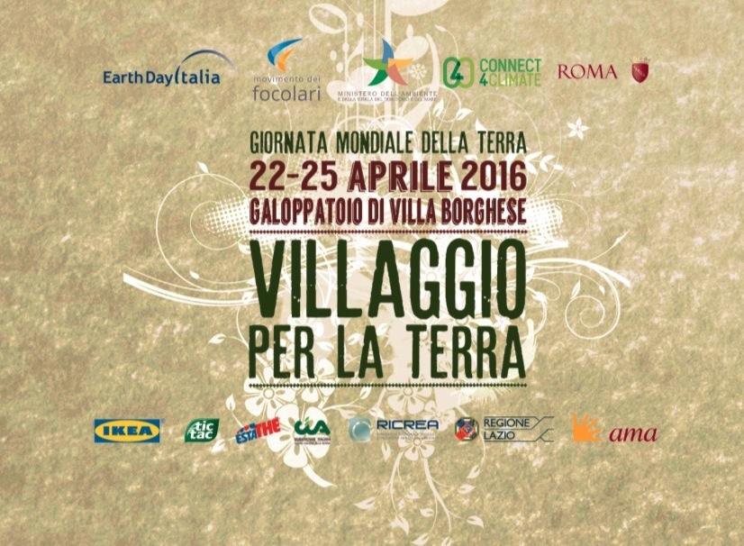 Villagio per la Terra - Villa Borghese