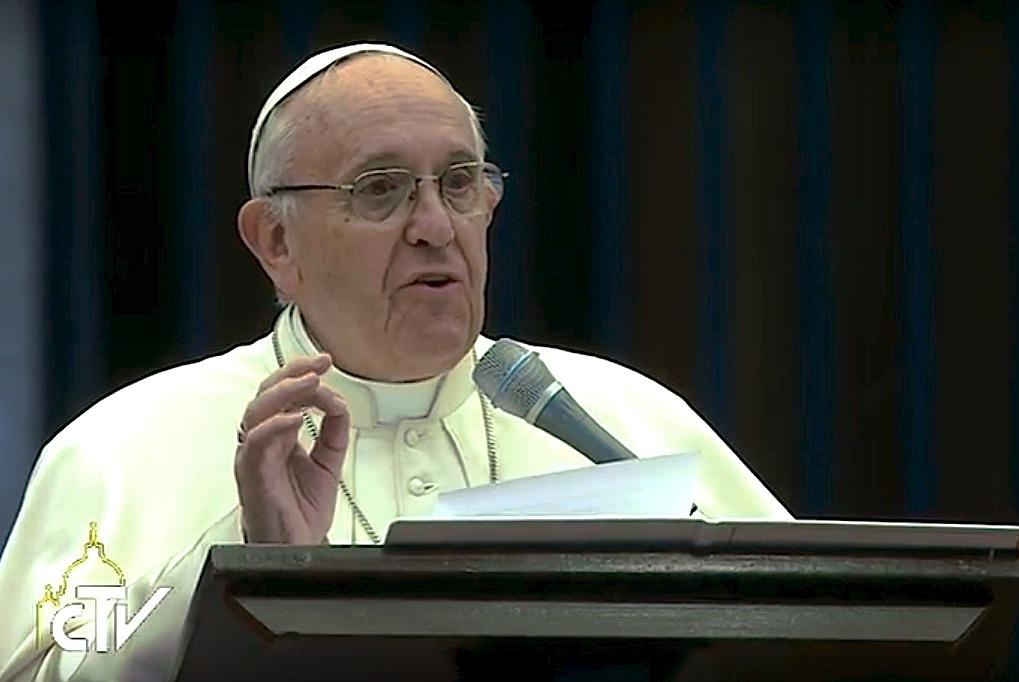 El Papa en la Vigilia de la Divina Misericordia