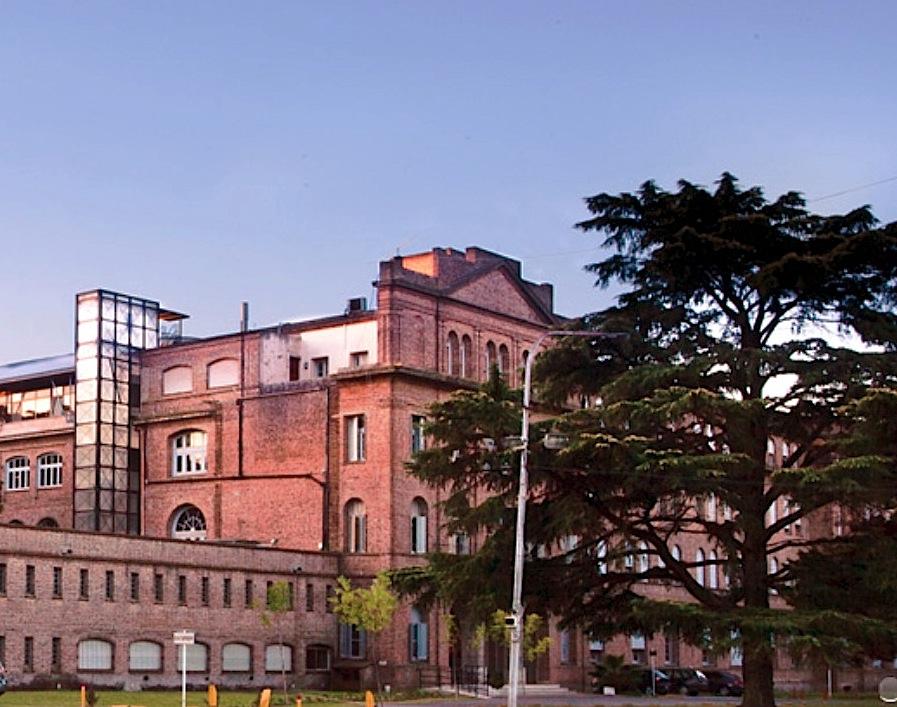 El centro Loyola de los jesuitas en Buenos Aires