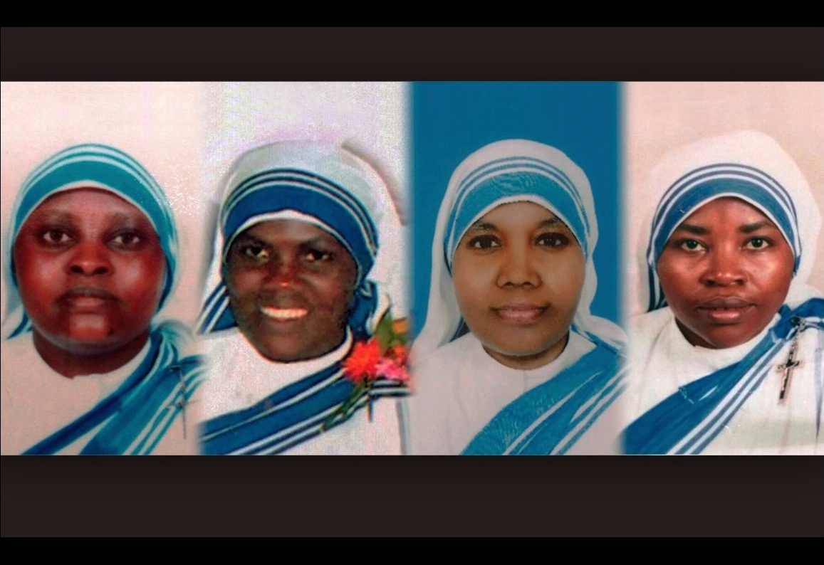 Las cuatro misioneras de la caridad asesinadas en Yemen