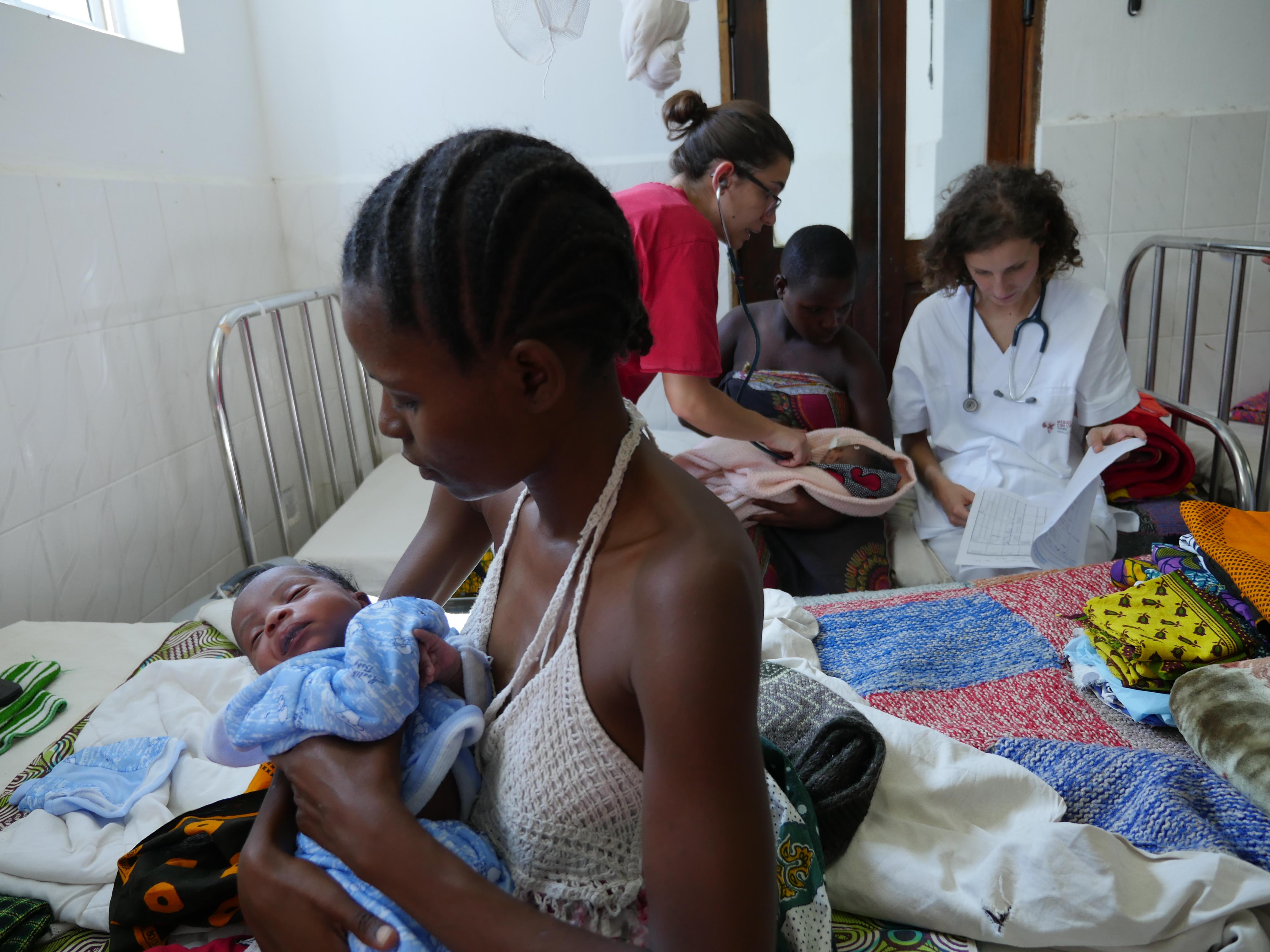 Medicos misioneros (©NicolaBerti_Tanzania)