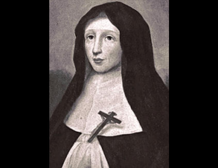 Beata María Catalina de San Agustín